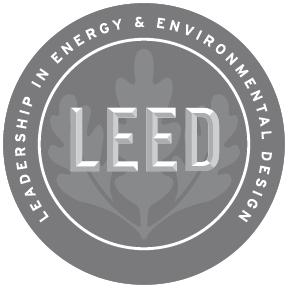 Leadership in Energy & Environmental Design - LEED - Logo